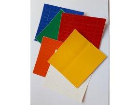 Náhradní nálepky pro Rubikovu kostku 10x10x10