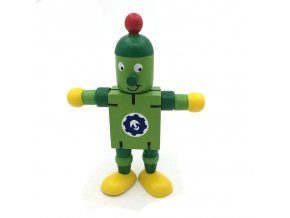 11cm Newest Creative Colorful Deformable Kids DIY Educational Toy Christmas Gift Move Body Cute Robot Action