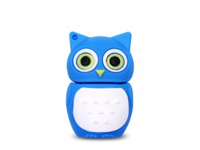 Cute Cartoon animal owl pendrive 4GB 8GB 16GB 32GB Memory Stick USB Flash Drive USB 2 (2)