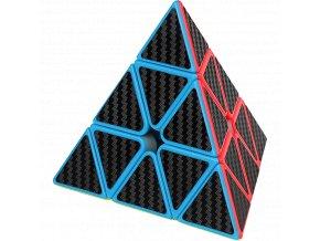 Rubikova kostka - Pyramida 3x3x3 Carbon