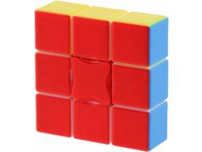 johns shop rubikova kostka 1x3x3 plocha bez nalepek 1