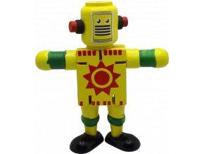 johns shop robot zluty 2 1