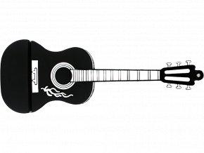 Flash disk - Akustická kytara