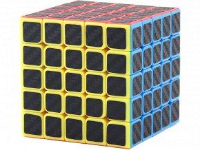 Rubikova kostka 5x5x5 Carbon