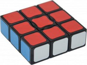 Rubikova kostka - Plochá - 1x3x3