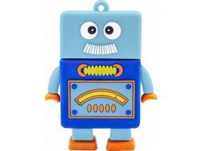 johns shop cz usb flash disk robot modry 1