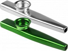Sada 2 ks Kazoo - Stříbrné a zelené