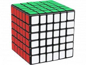 Rubikova kostka 6x6x6 - Černá