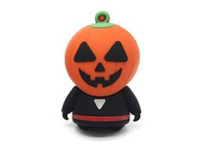 John's Shop - Flash disk - Pumpkin head