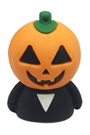 Flash disk - 64 GB - Dýňová hlava - USB 2.0 - Halloween