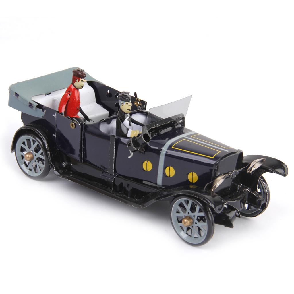 Retro hračka - Staré auto