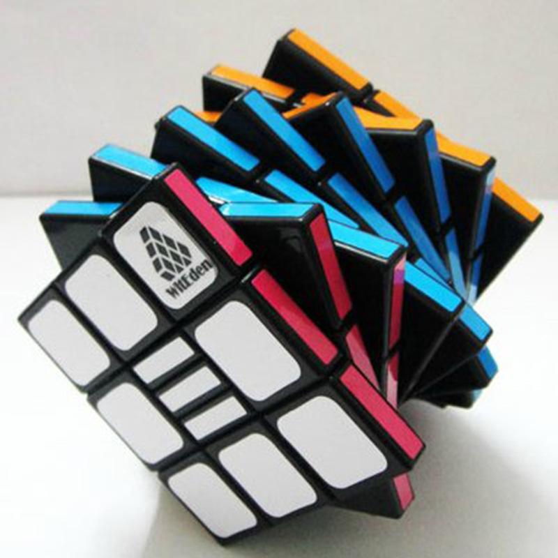 Fotografie 3x3x9 - Rubikova kostka