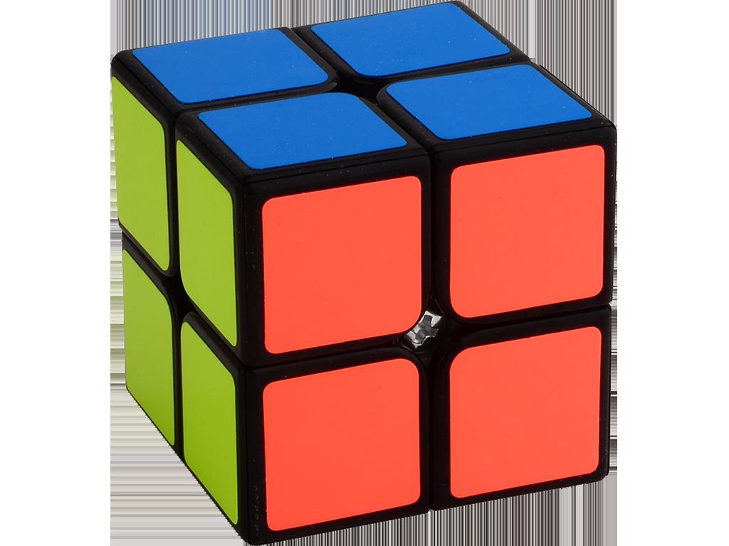 Rubikova kostka - 2x2x2 - Černá