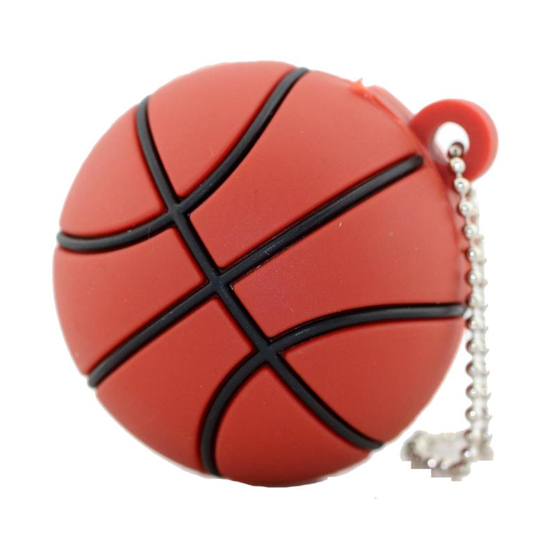 Flash disk - 32 GB - Basketbalový míč - USB 2.0