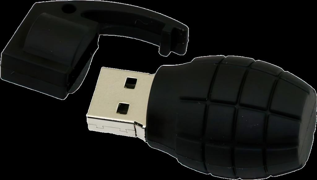 Flash disk - 32 GB - Granát - USB 2.0