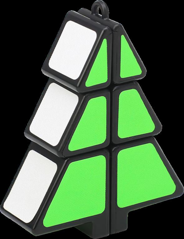 Rubikova kostka - 1x2x3 - Stromek