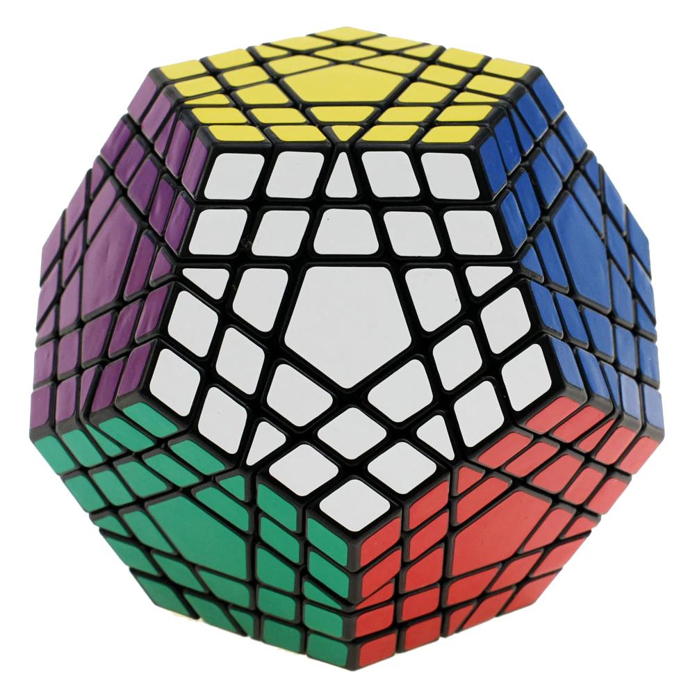 12 stěn - Rubikova kostka - Dvanáctistěn 5x5x5
