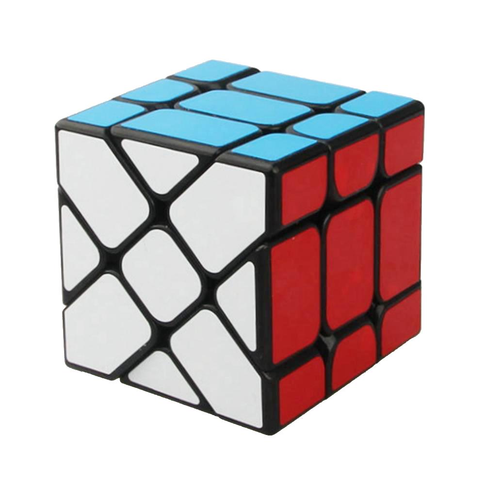 Fotografie X-ko (Rubikova kostka 3x3x3)