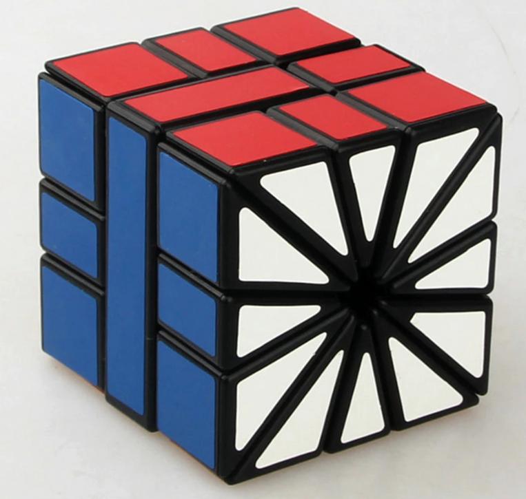 Fotografie Rubikova kostka - Se super špičatým středem