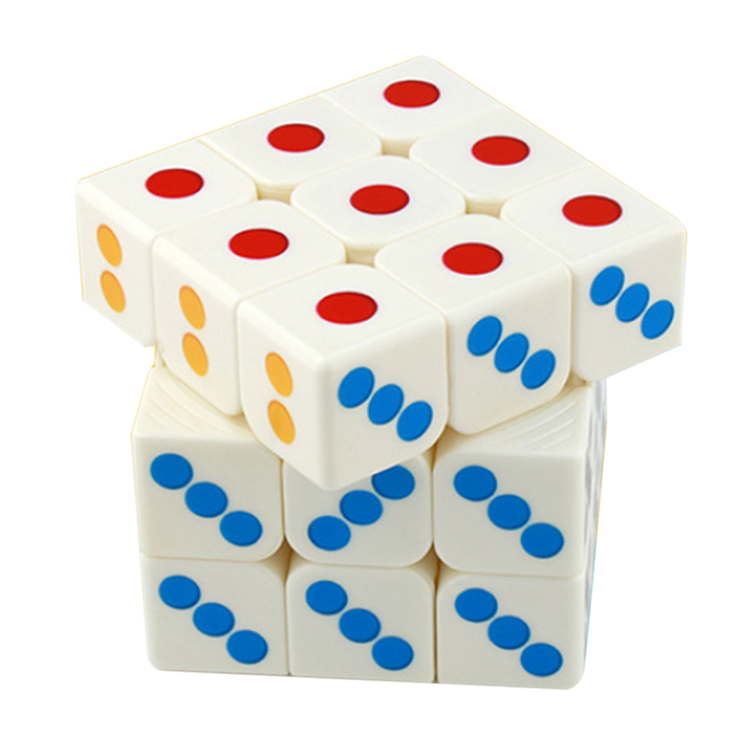 Rubikova kostka - 3x3x3 - Hrací kostka