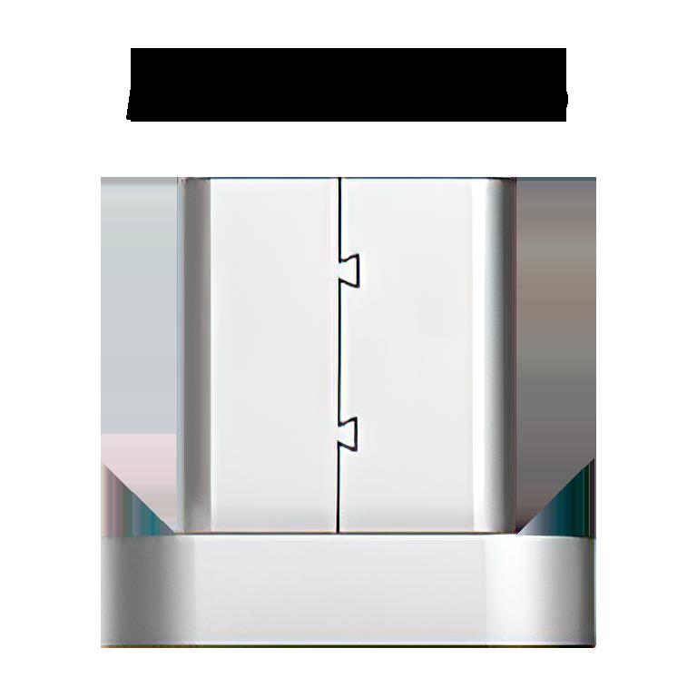 Magnetický USB kabel - Micro USB koncovka