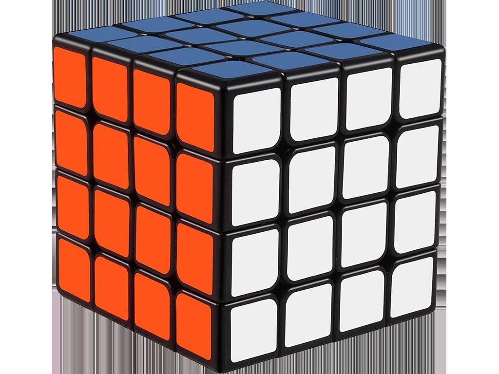 Rubikova kostka - 4x4x4 - Černá