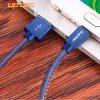 John's Shop USB kabel Džínový vzor (9)