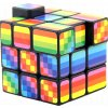 johns shop rubikova kostka mirror cube duhova gay pride rainbow 5