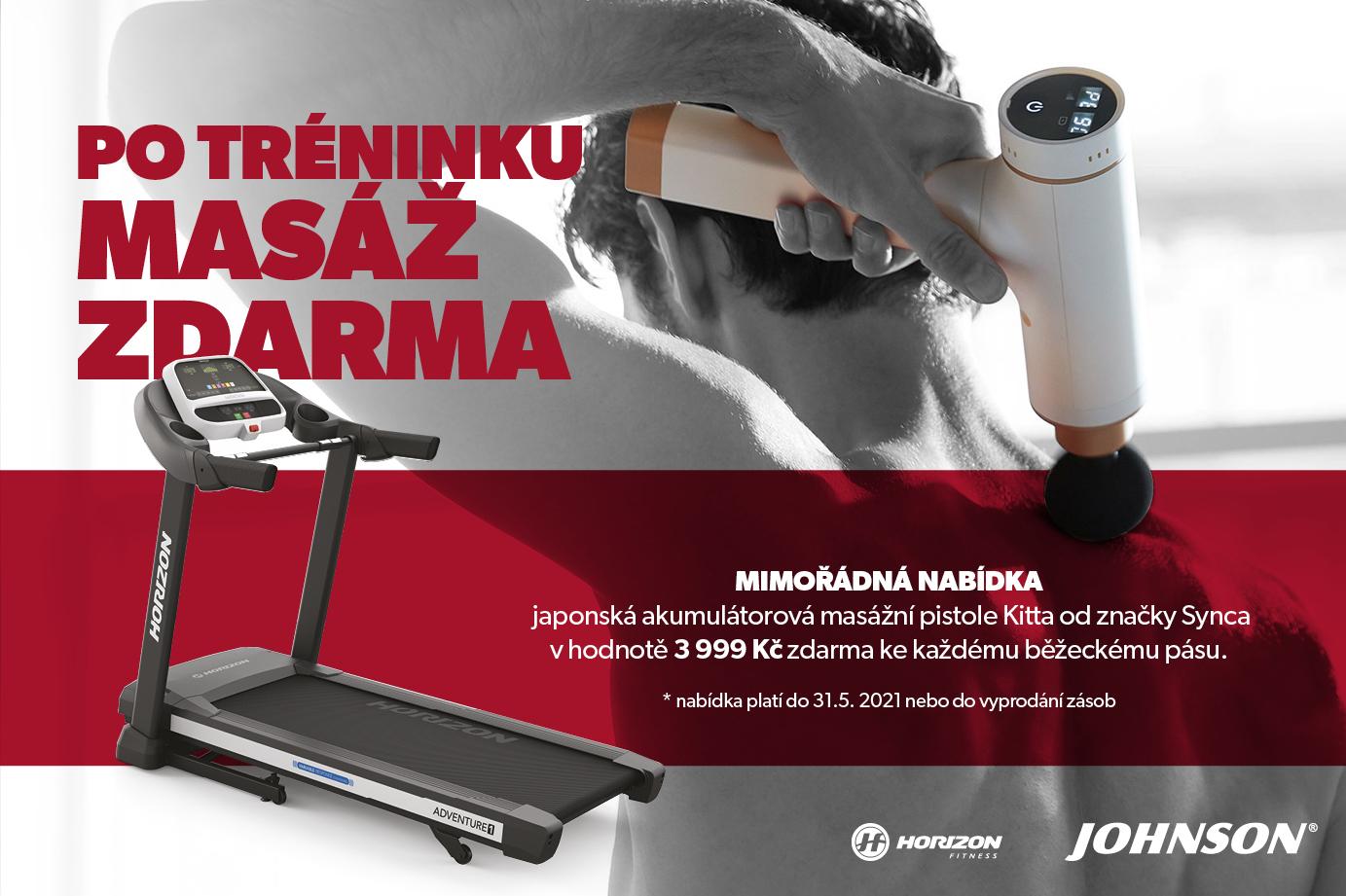 Kitta akce treadmill