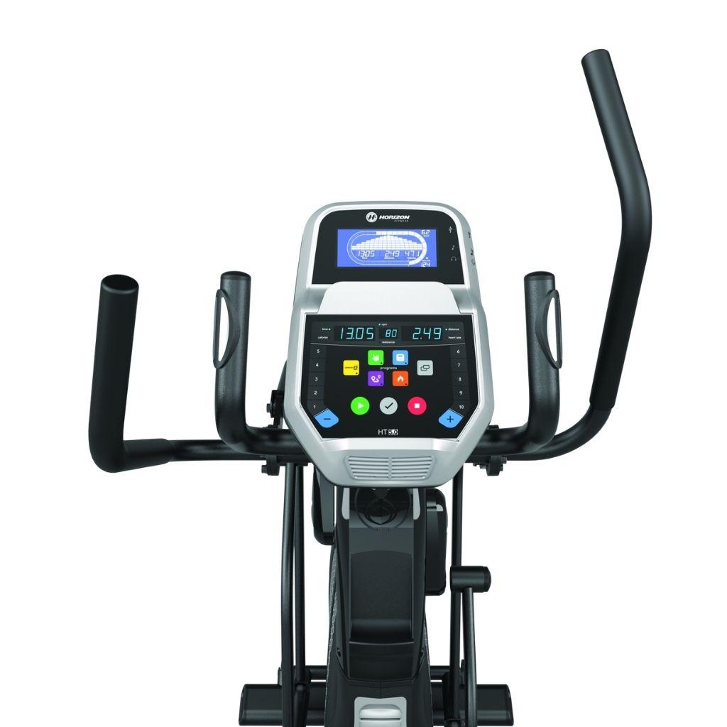 Eliptický Crosstrenažér Horizon Fitness HT5.0 Peak Trainer