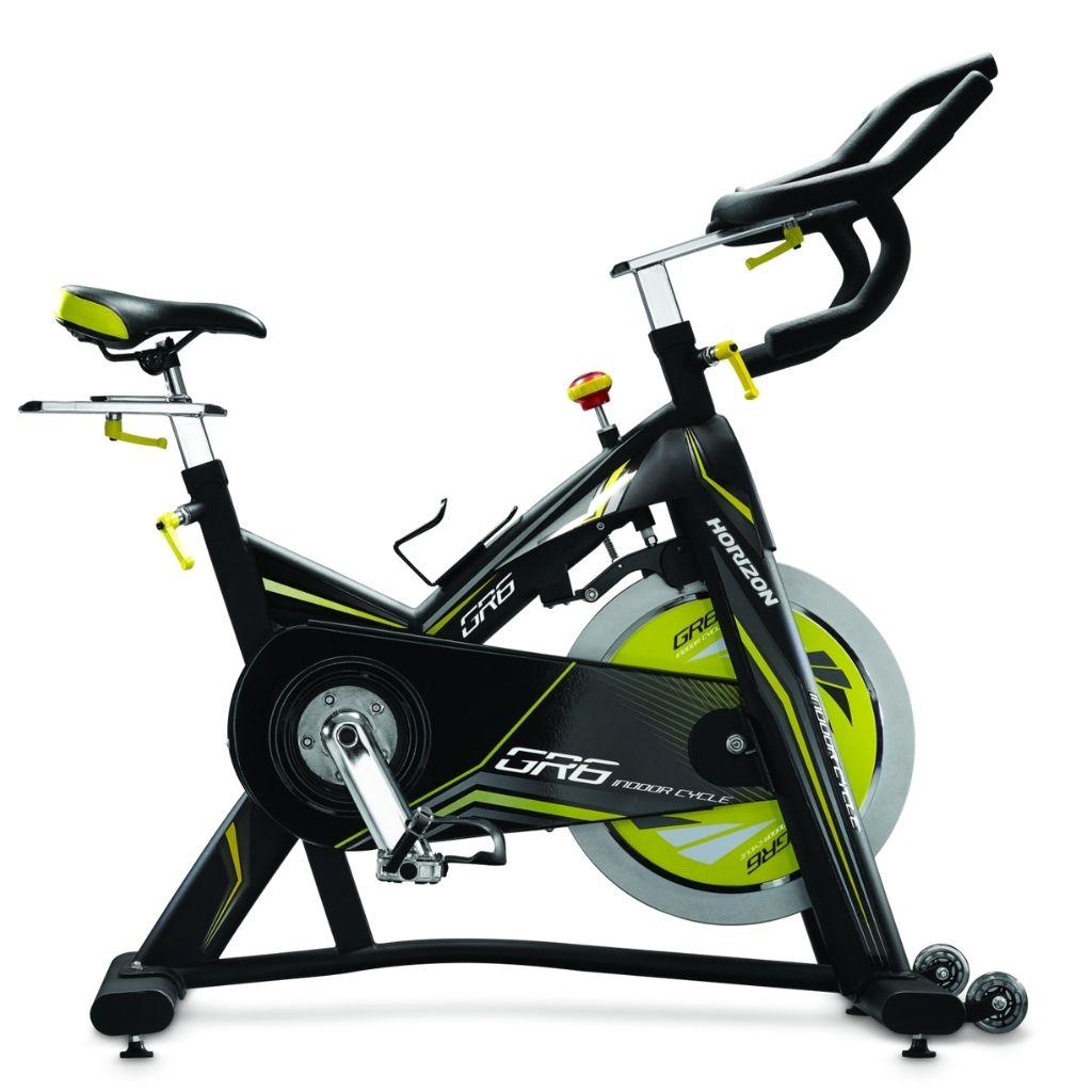 Cyklotrenažér Horizon Fitness GR6