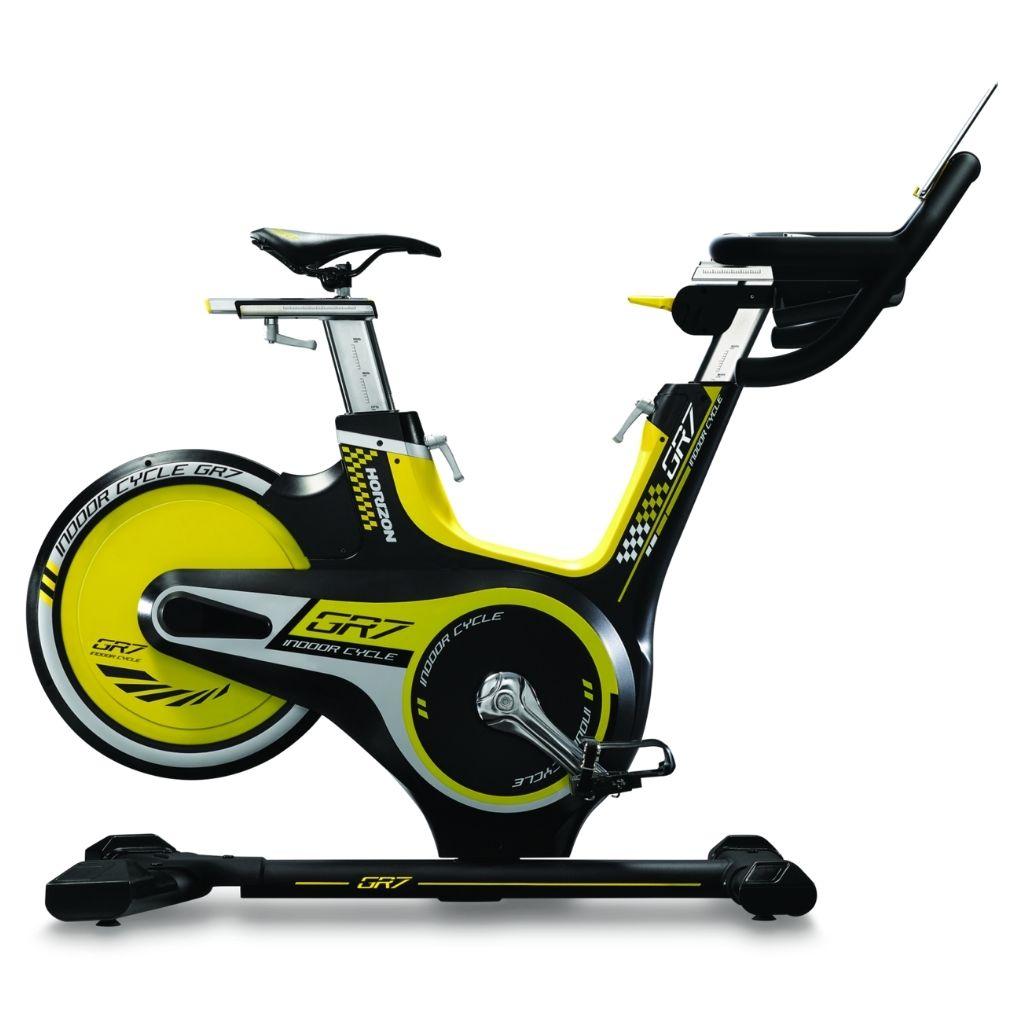 Cyklotrenažér Horizon Fitness GR7