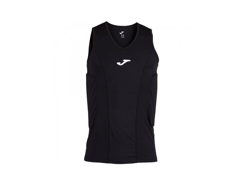 Basket triko bez rukávu s výztuhama PROTEC