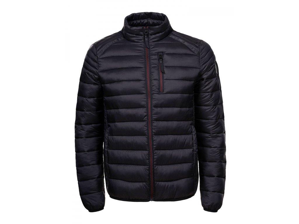 men s woven thick coat