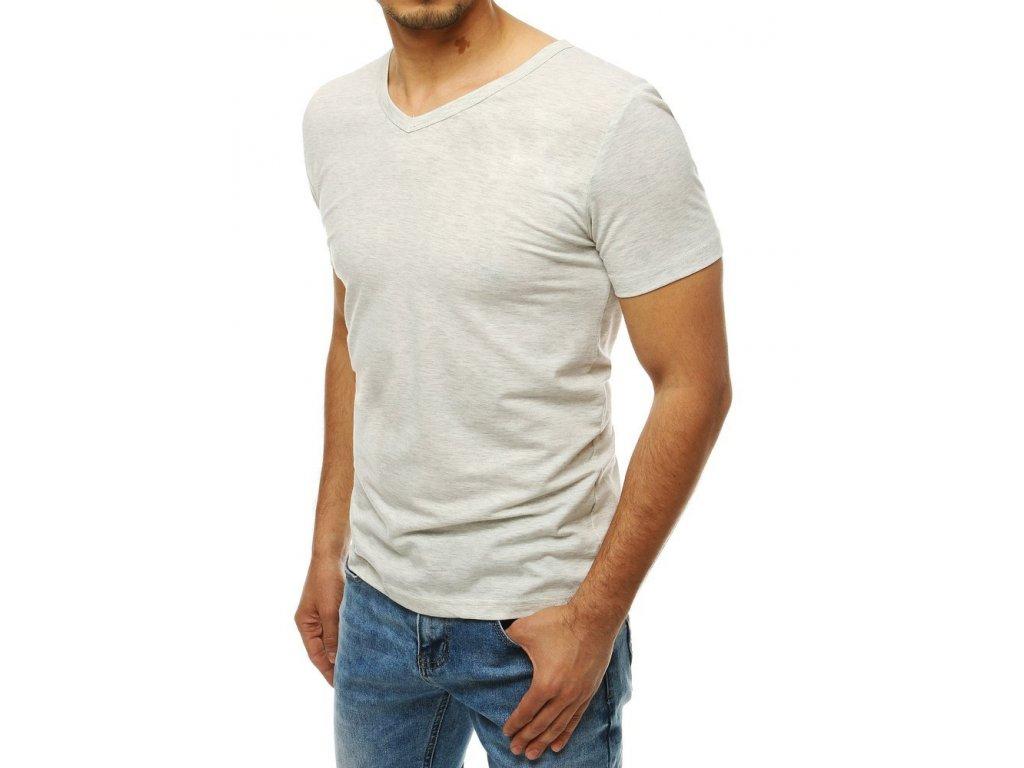 pol pl T shirt meski jasnoszary RX4118 28325 1