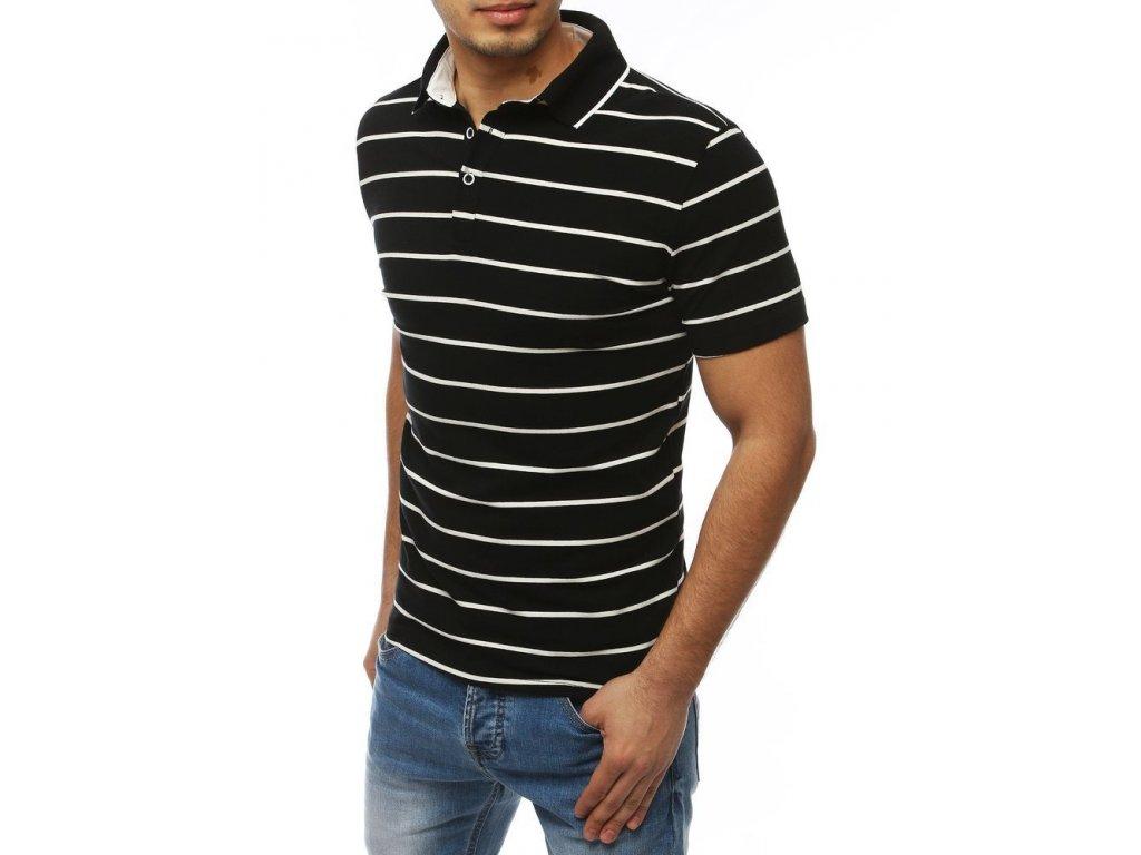 pol pl Koszulka polo meska czarna PX0250 27739 1
