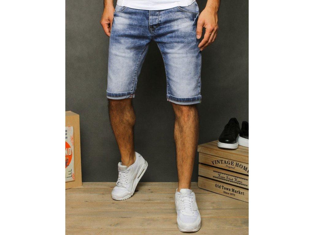 pol pl Spodenki meskie jeansowe niebieskie SX1251 29751 1