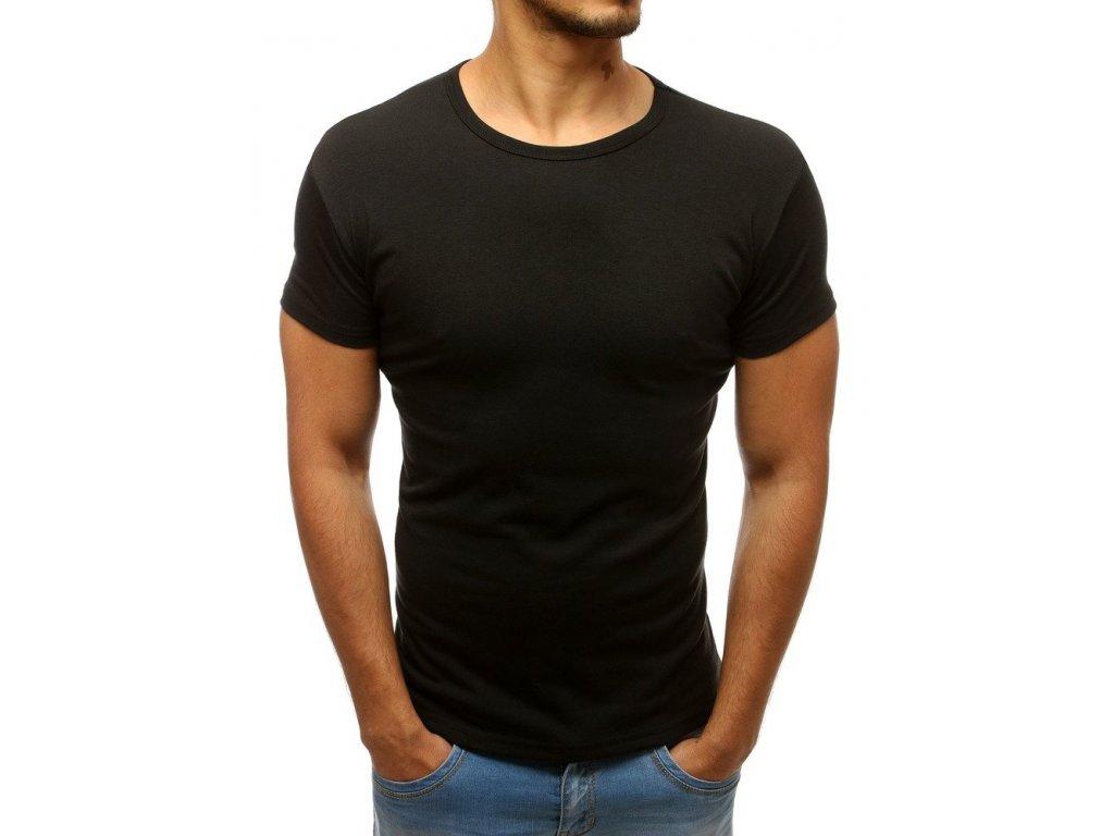 pol pl T shirt meski czarny RX2572 12248 1