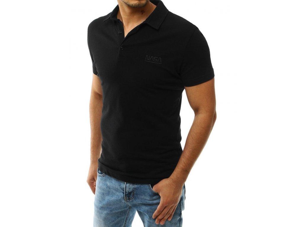 pol pl Koszulka polo meska czarna PX0308 29337 1