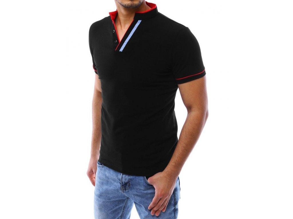 pol pl Koszulka polo meska czarna PX0281 29072 1