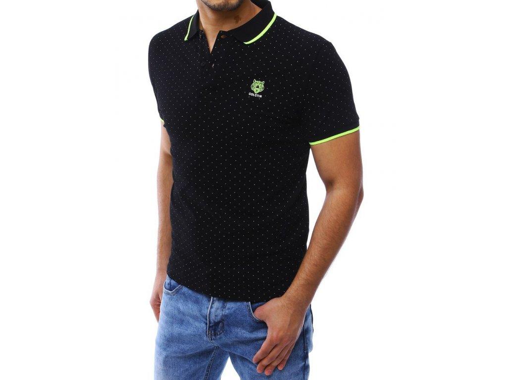 pol pl Koszulka polo meska czarna PX0290 29081 1