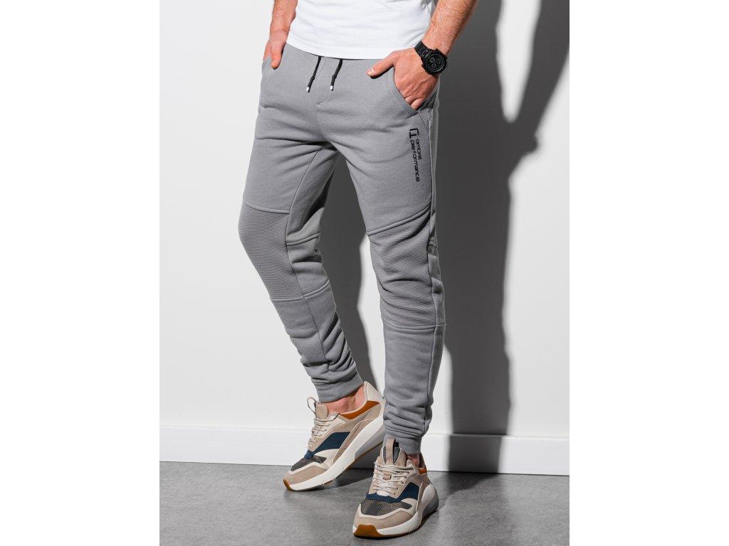 eng pl Mens sweatpants P954 grey 19034 1