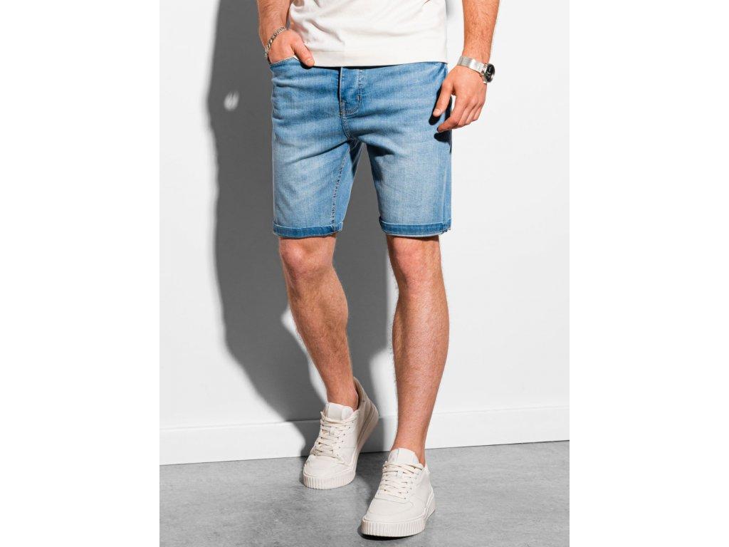 eng pl Mens denim shorts W310 light jeans 19500 1