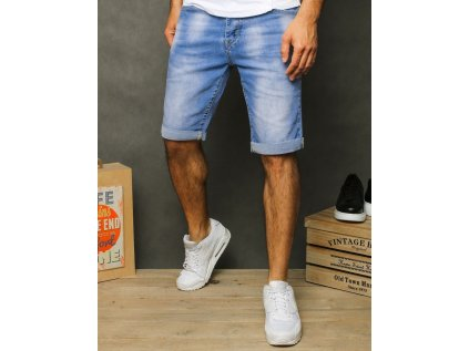 pol pl Spodenki meskie jeansowe niebieskie SX1252 29753 1