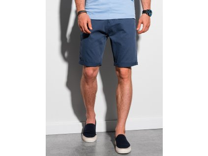 eng pl Mens casual shorts W303 blue 19533 1