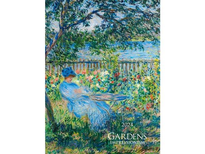 Gardens Impressionists OB 2021 small