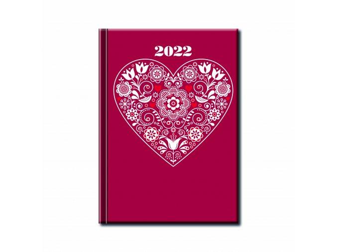 Diár Praktik SRDCE 2021