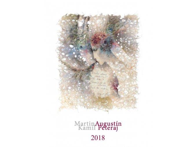 Nastenny kalendar Joso Augustin Peteraj OB 420x560
