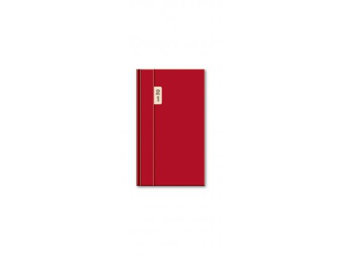Toscana Mini Cerveny 2021