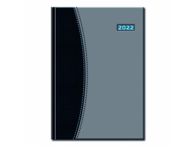 Premium cierno strieborny 2021